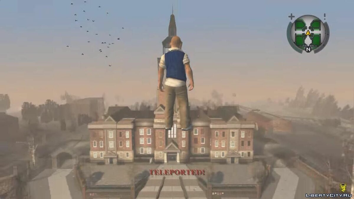 Мод Machinima Maker 1.2 для Bully: Scholarship Edition