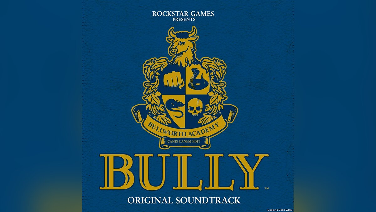 Мод Bully: Original Soundtrack для Bully: Scholarship Edition