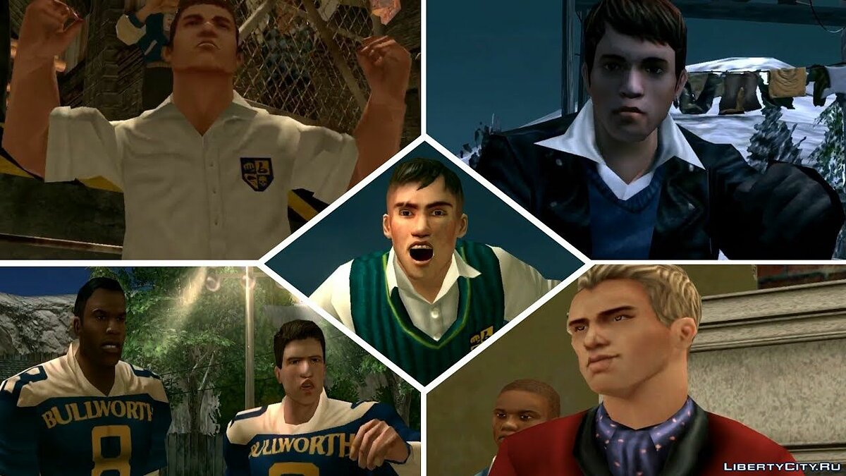 Трейнер Super Mod 3 для Bully: Scholarship Edition