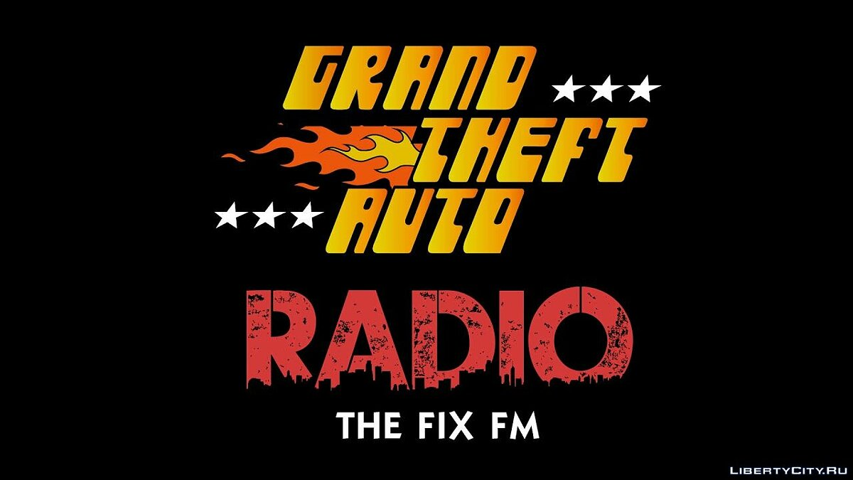 Мод The Fix FM для GTA 1
