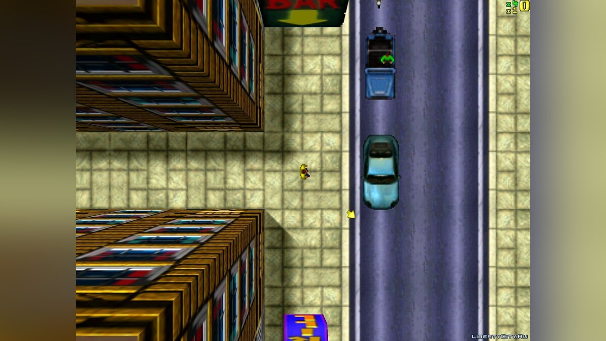 Demo GTA1 (3Dfx/3Dfx Special, MS-DOS) для GTA 1 - Картинка #1