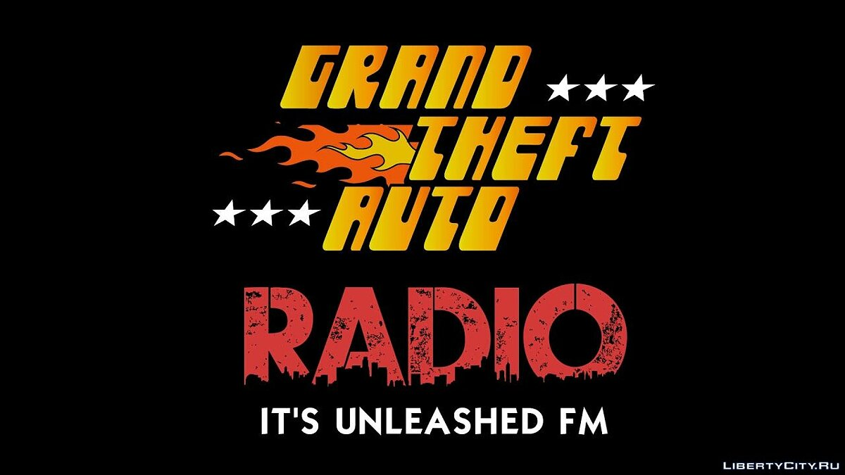 Мод It's Unleashed FM для GTA 1