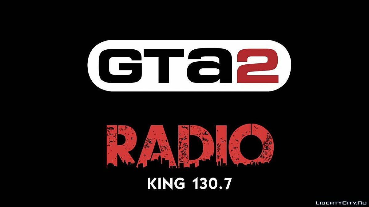 Мод KING 130.7 (Rebel Radio) для GTA 2