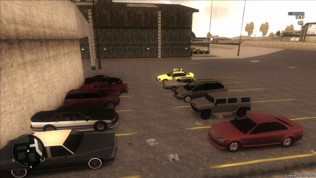 Машина GTA IV Vehicles Pack for GTA III (beta) для GTA 3