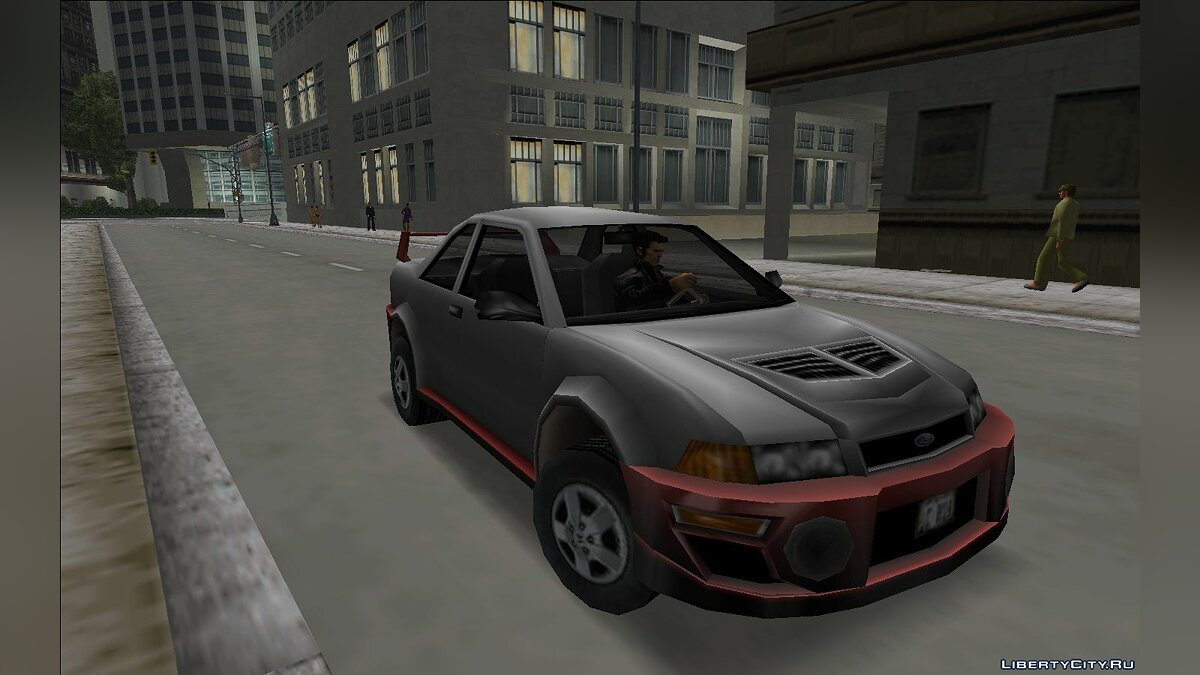 Машина Sultan Coupe 1998 для GTA 3