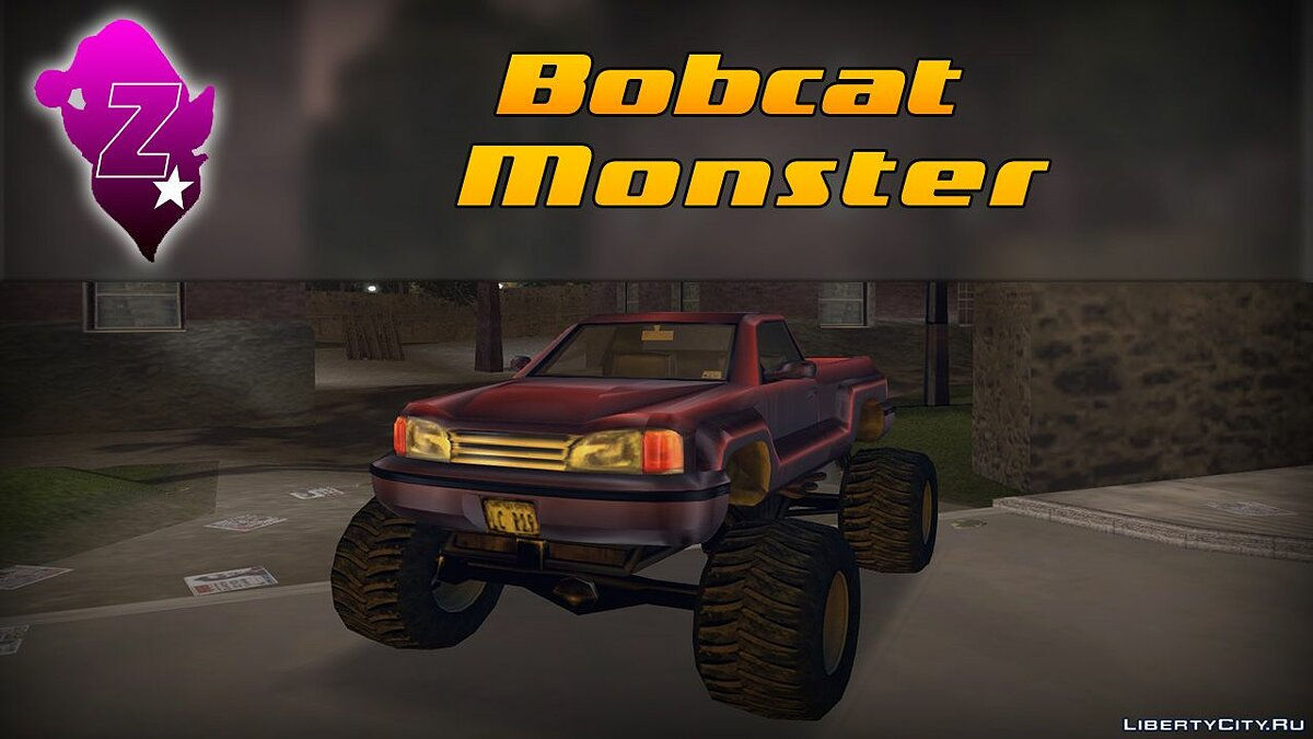 Bobcat Monster для GTA 3 - Картинка #1
