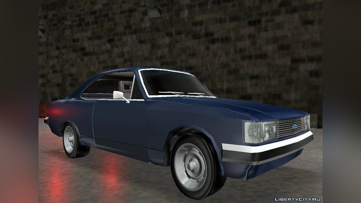 Машина Chevrolet Opala Coupe '83 для GTA 3