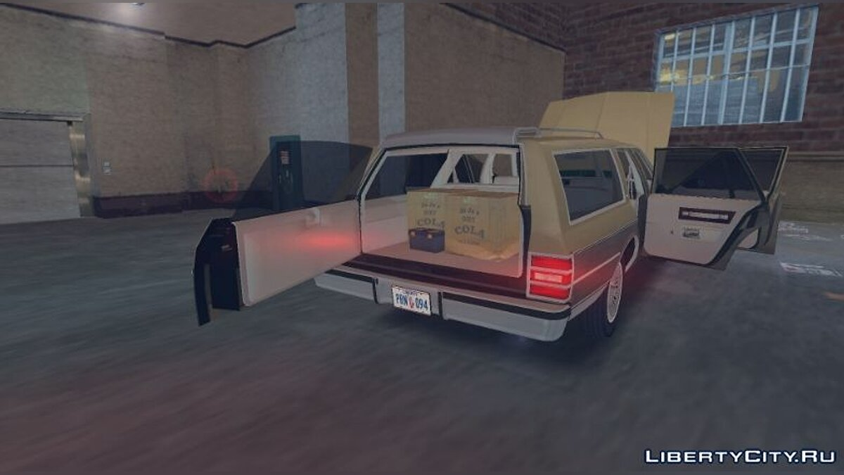 1989 Chevrolet Caprice Station Wagon для GTA 3 - скриншот #2