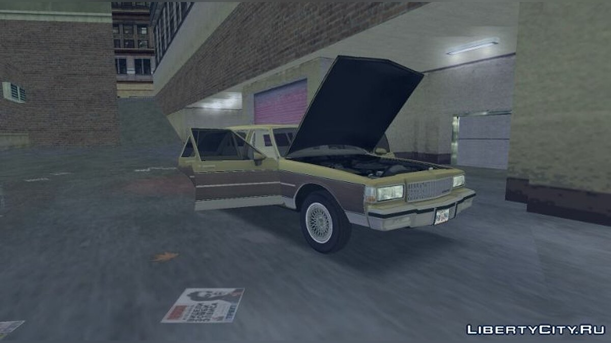 1989 Chevrolet Caprice Station Wagon для GTA 3