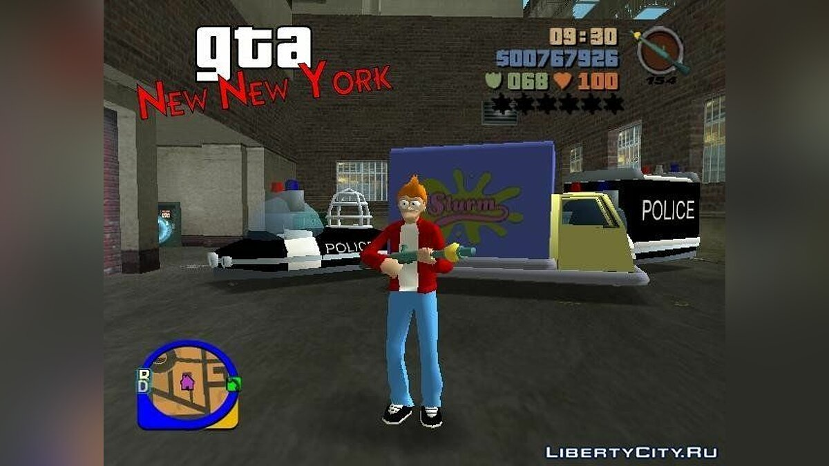 GTA: New New York для GTA 3 - скриншот #6