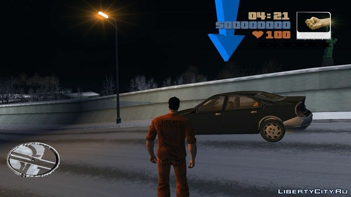 GTA III Snow City v1.1 RePack для GTA 3 - Картинка #4