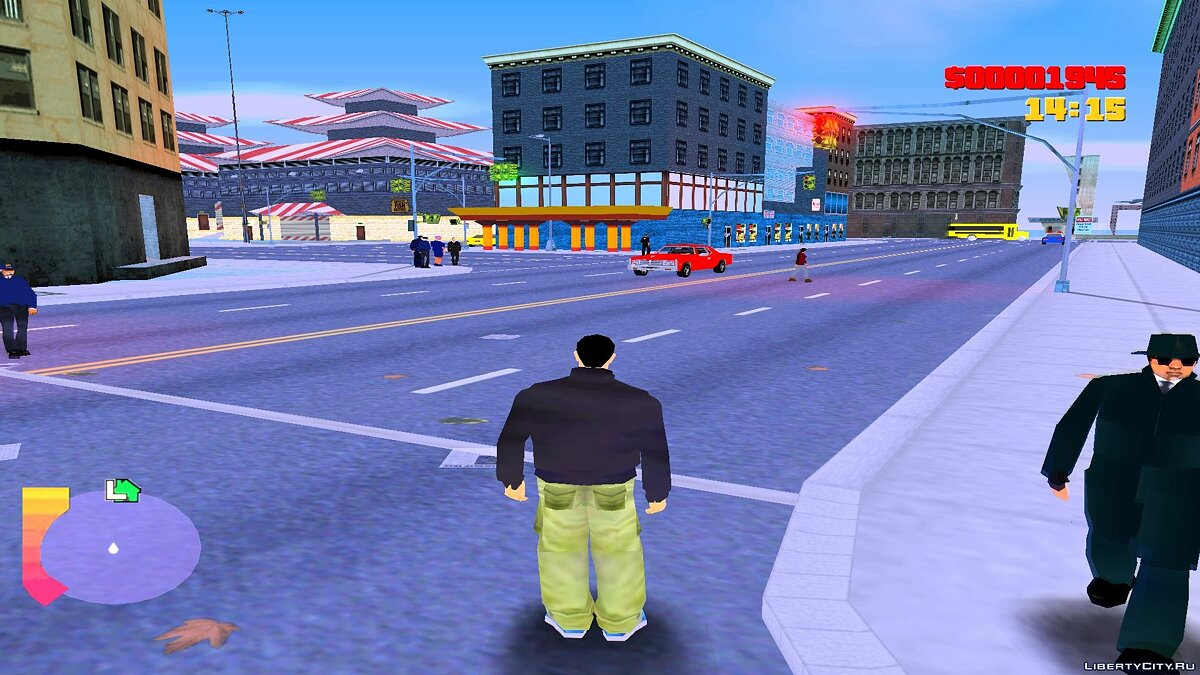 GTA 3 Alpha/Beta/Mobile для GTA 3