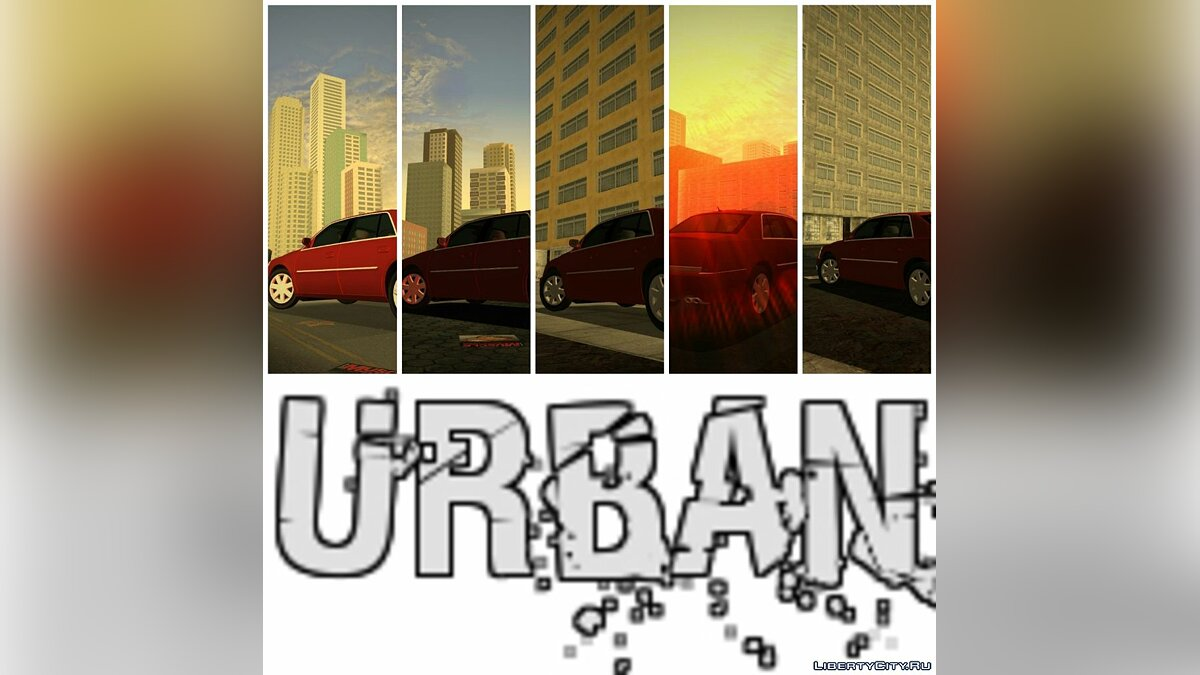 GTA: Urban. Demo. для GTA 3