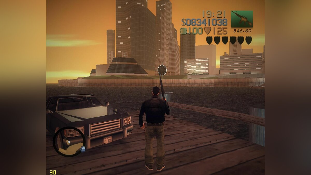 ENB мод ENBseries Setting by NeTw0rK 1.0 для GTA 3