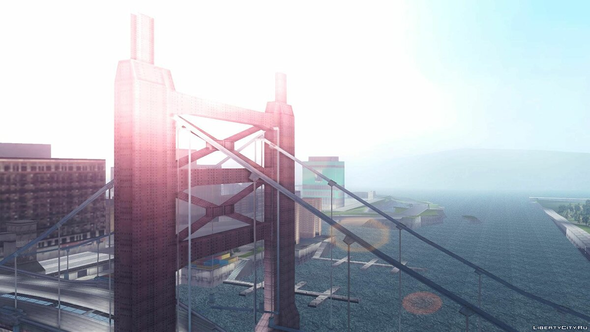 ENB мод ENBSeries Setting By NeTw0rK 2.0 для GTA 3