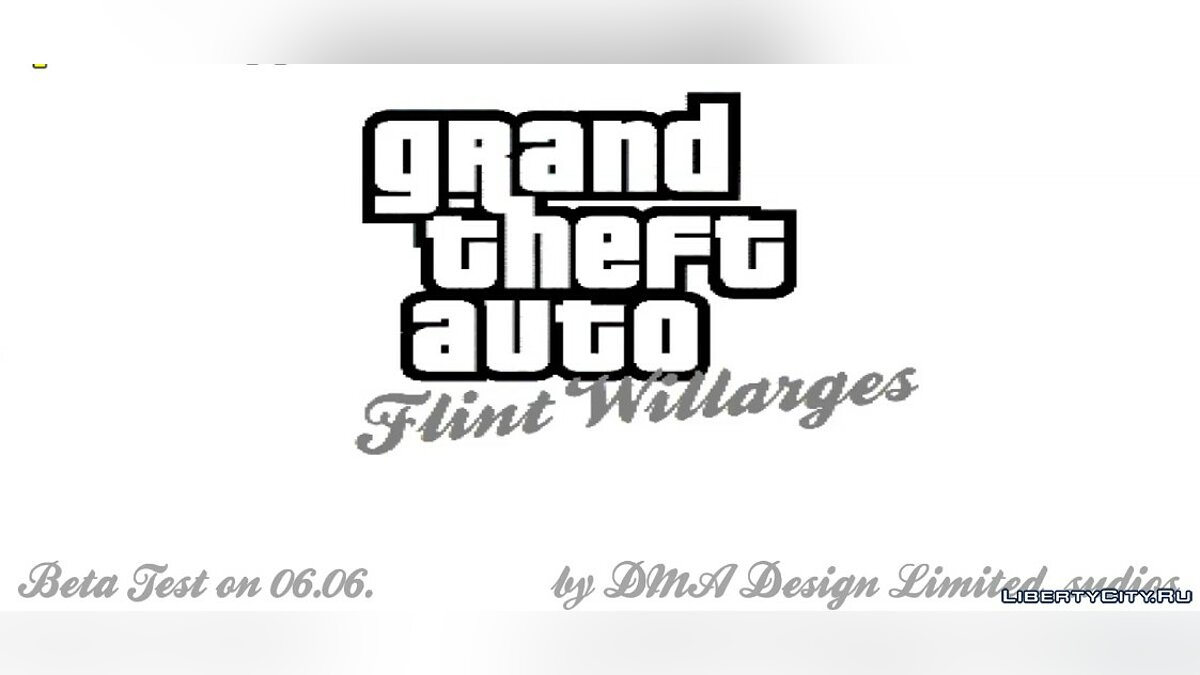 GTA: Flint Willarges Progress on 6.06.15 для GTA 3 - Картинка #1