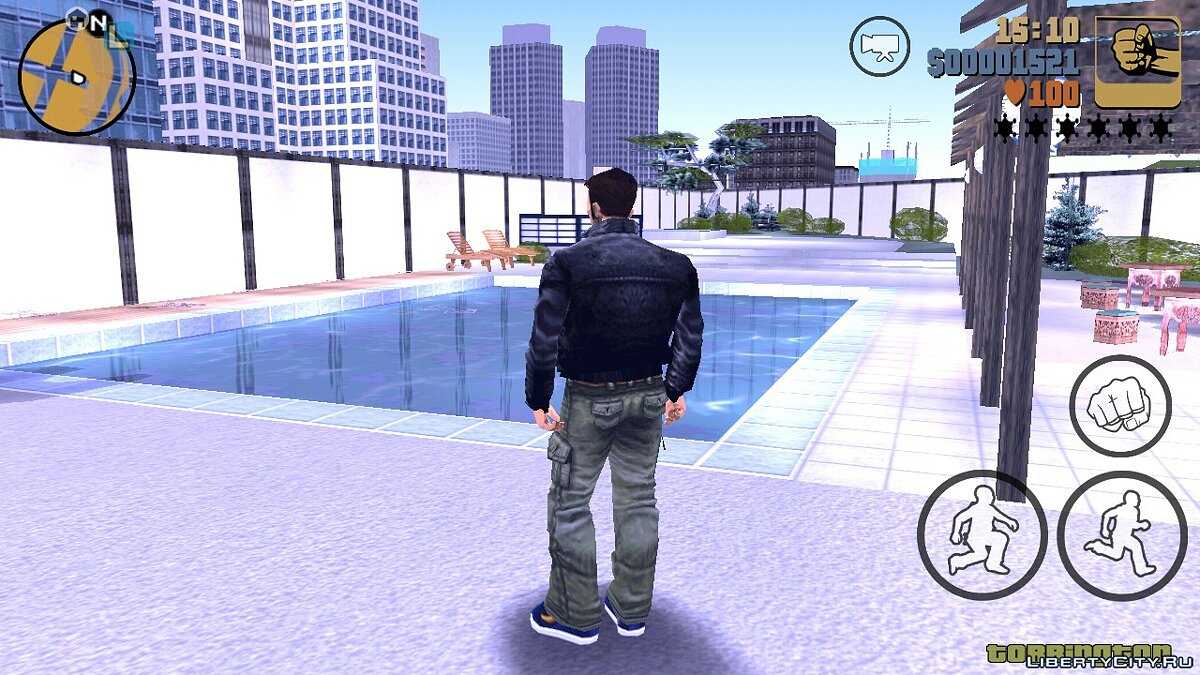 CLEO скрипт Телепорт для GTA 3 (Android) для GTA 3 (iOS, Android)