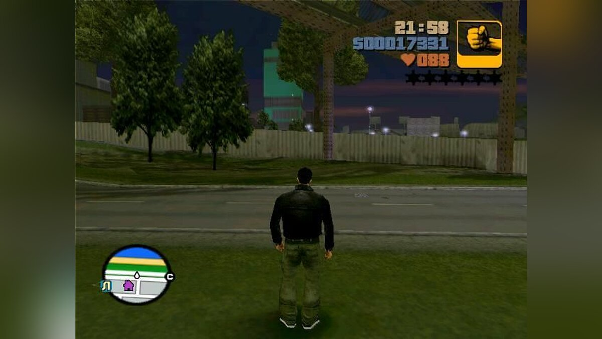 Liberty city canada-color mod для GTA 3