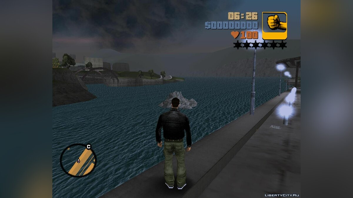 Real effects for GTA 3 для GTA 3