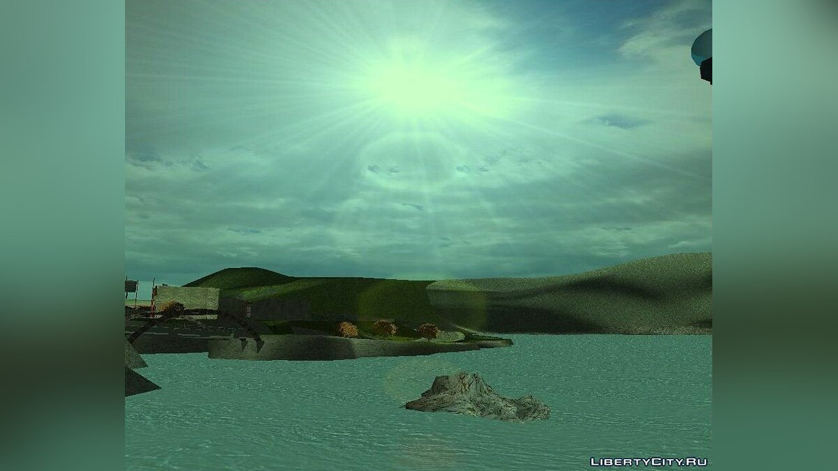 New Water Texture for GTA 3 для GTA 3 - скриншот #2