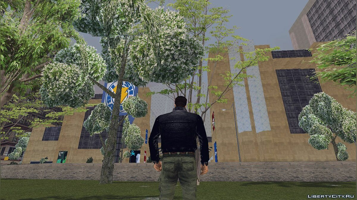 GTA3 HD Trees для GTA 3 - скриншот #2