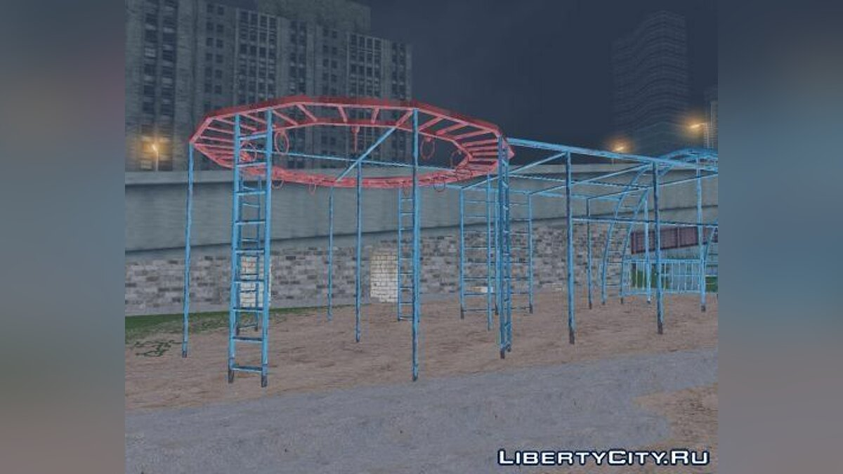 "GTA 3 ""D-pils Lazilky Construction"" для GTA 3"