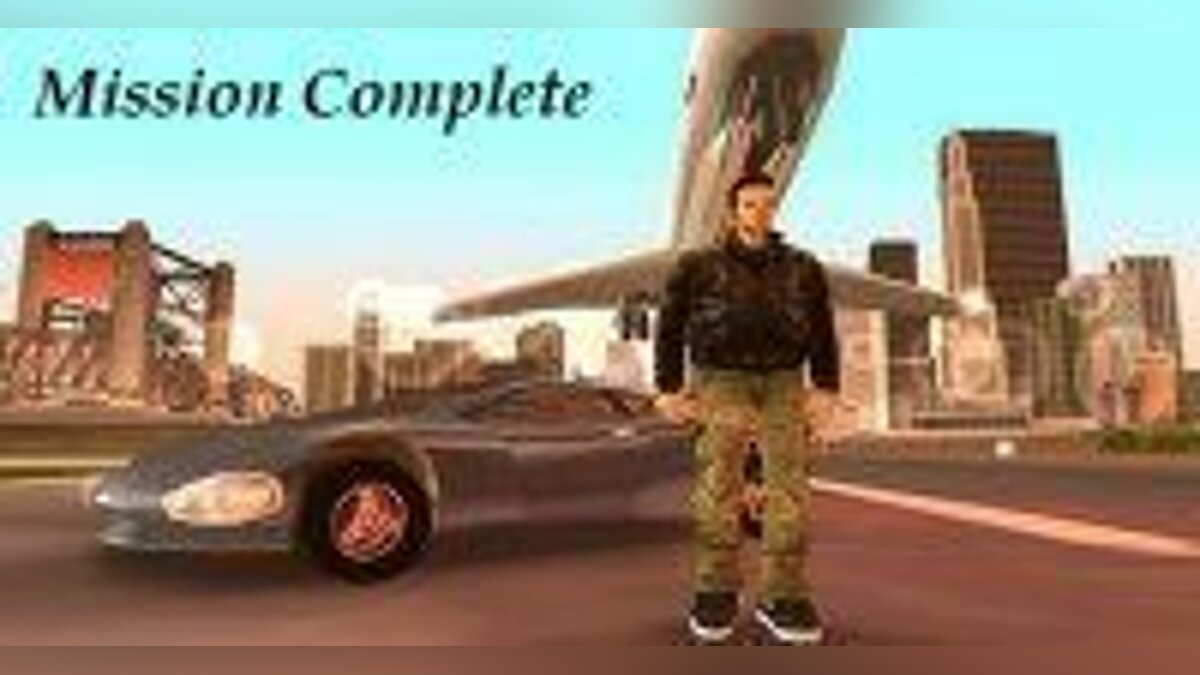 GTA IV TBoGT Mission Complete Sound для GTA 3