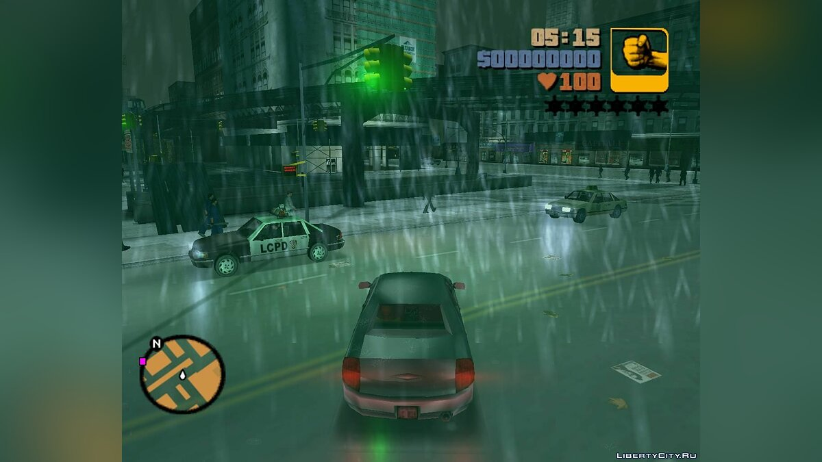 ��атч SilentPatchIII 1.1 build 2 + DDraw build 3 для GTA 3