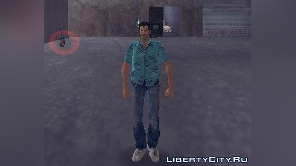Tommy Vercetty for GTA 3 для GTA 3