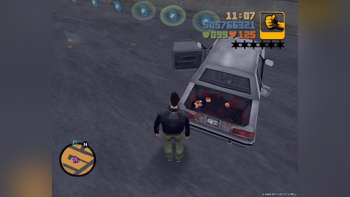Сохранение Unical Save (2015) для GTA 3