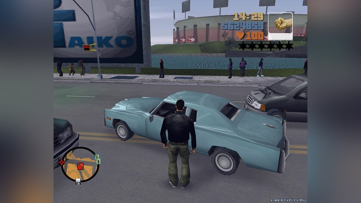 Car Cheat для GTA 3