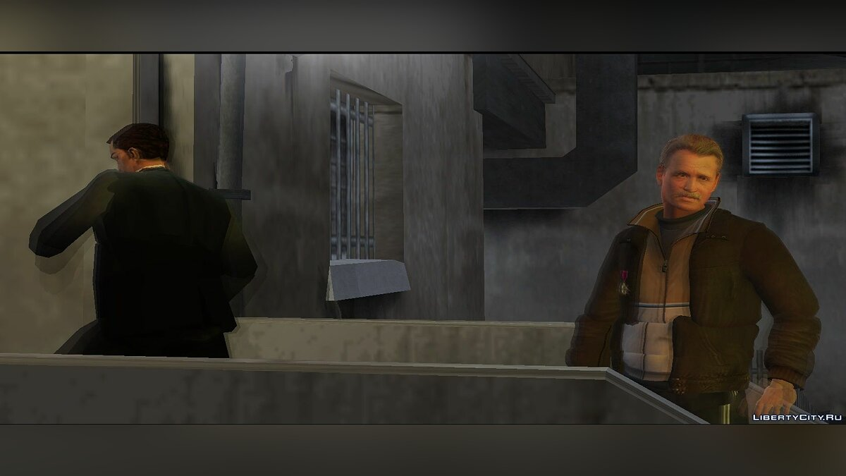 ��борник скинов Old Thomas Angelo & Cate Archer для GTA 3