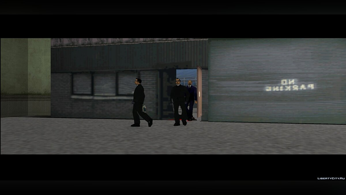 Большой мод Grand Theft Auto: Frosted Winter v1.8 [Android Full Version] для GTA 3 (iOS, Android)