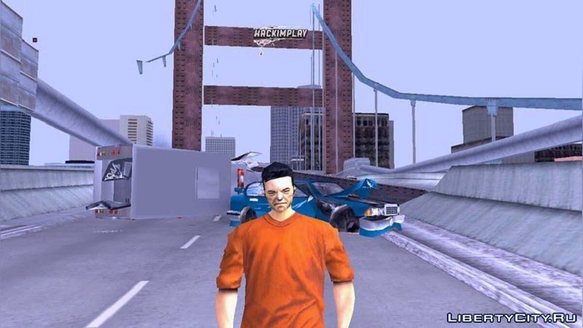 Мод Старый Клод для GTA 3 (iOS, Android)