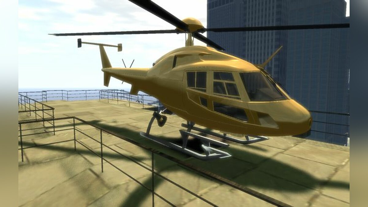 Helicopter для GTA 4