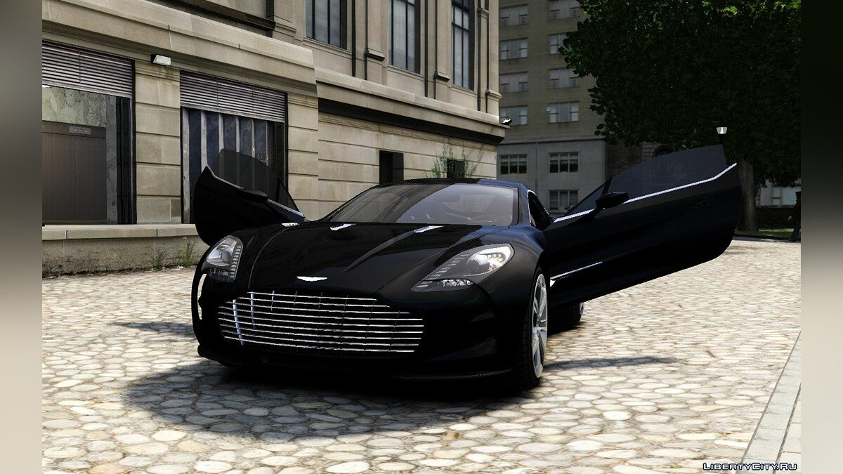 2010 Aston Martin One-77 [EPM] [RIV] для GTA 4 - Картинка #1