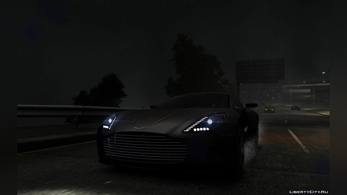 2010 Aston Martin One-77 [EPM] [RIV] для GTA 4 - Картинка #7
