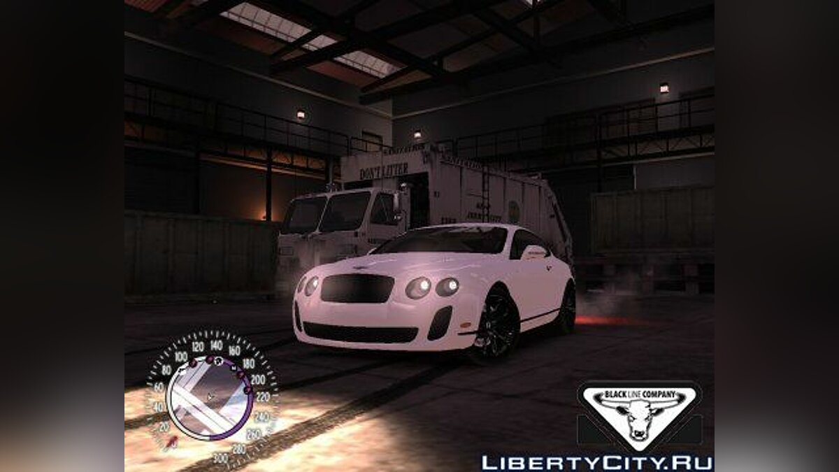 Bentley Continental SS v2.5 для GTA 4
