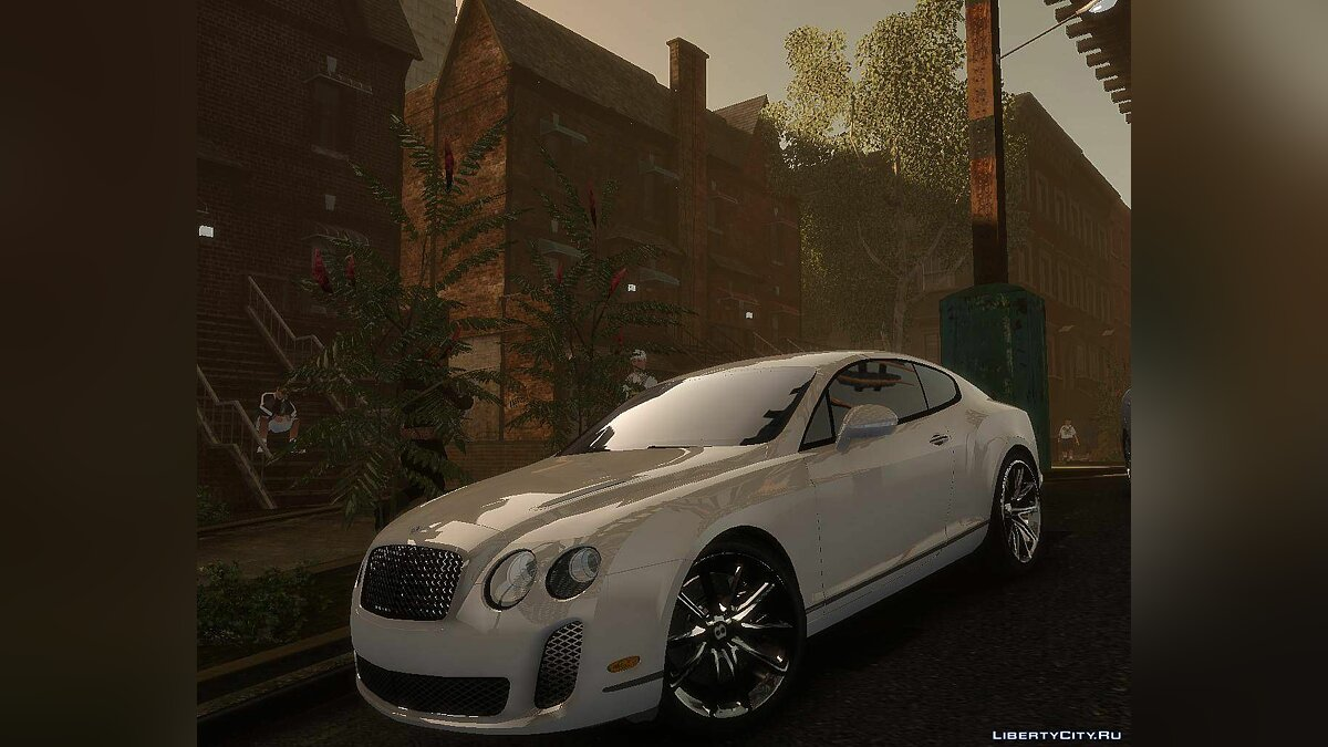 Bentley Continental SS для GTA 4 - Картинка #1