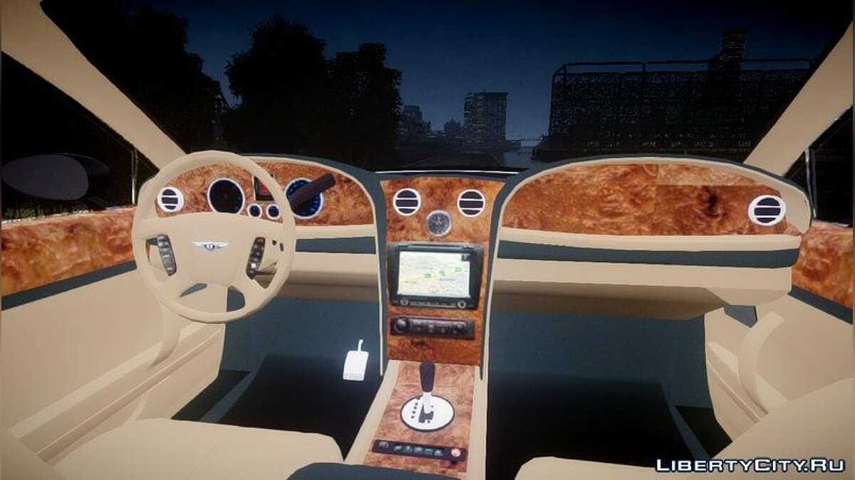 Машина Bentley 2010 Bentley Continental Flying Spur [BETA] для GTA 4
