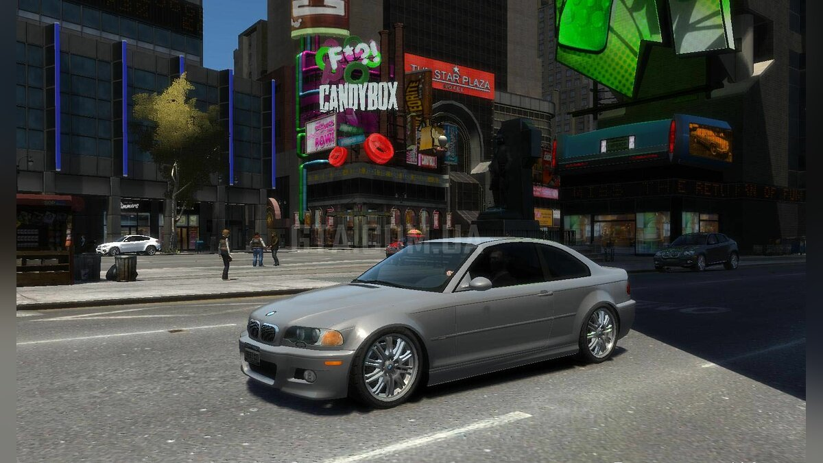BMW M3 (E46) Coupe v1.2 для GTA 4