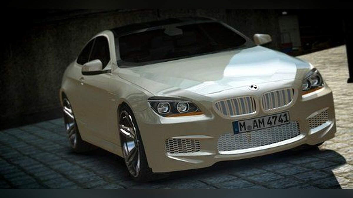 BMW M6 Coupe f12 для GTA 4 - скриншот #2