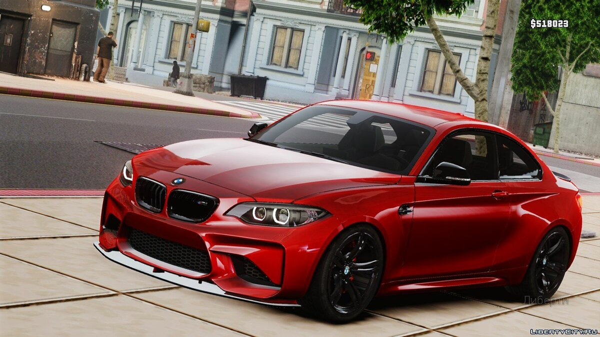 Машина BMW BMW M2 Coupe для GTA 4