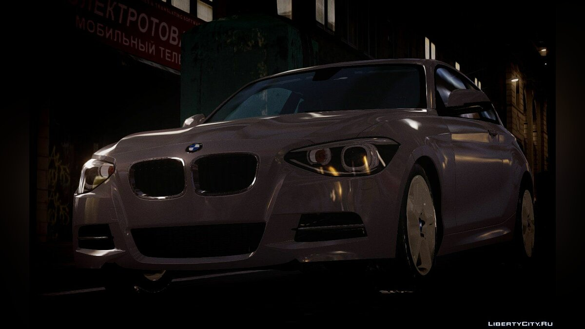 2013 BMW 135i M-Power для GTA 4
