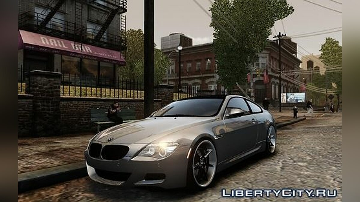 BMW M6 Coupe E63 2010 для GTA 4