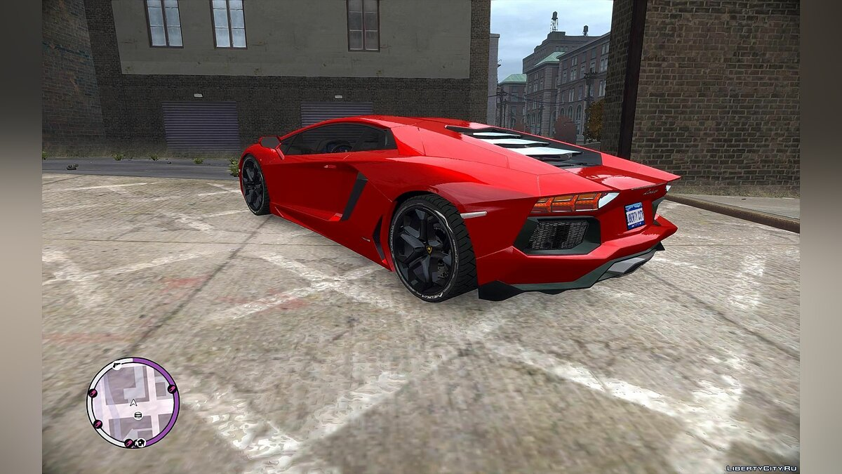 Louping0's 30 Car Pack [Added Cars] v2.0 для GTA 4 - скриншот #2