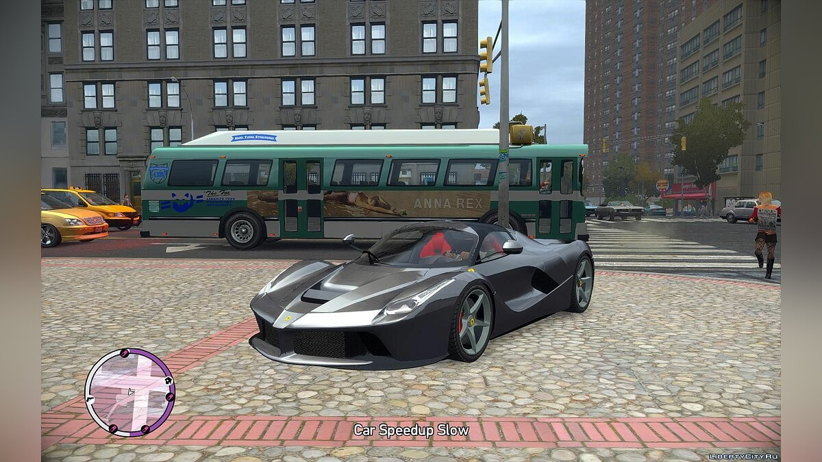 Louping0's 30 Car Pack [Added Cars] v2.0 для GTA 4 - скриншот #4