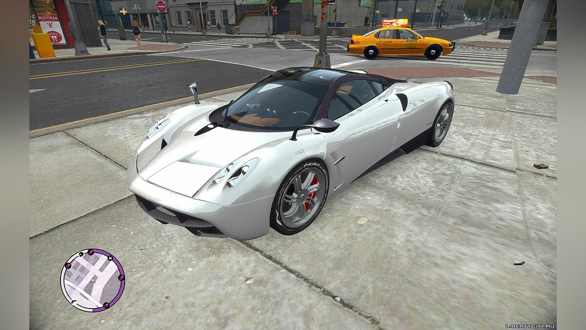 Louping0's 30 Car Pack [Added Cars] v2.0 для GTA 4