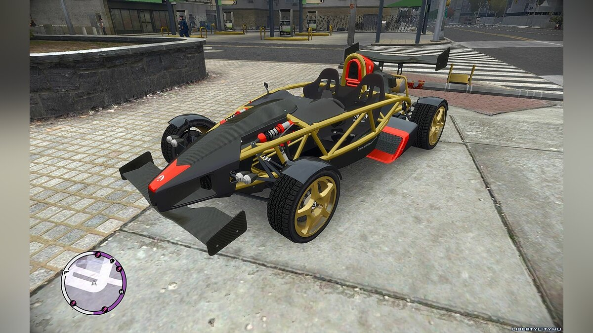 Louping0's 30 Car Pack [Added Cars] v2.0 для GTA 4 - скриншот #9