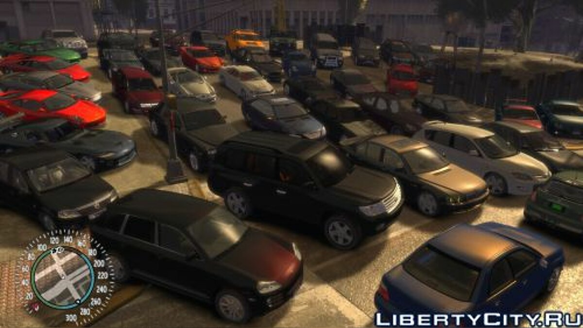 New carpack для GTA 4